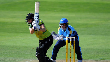 Heather Knight impressed for Western Storm