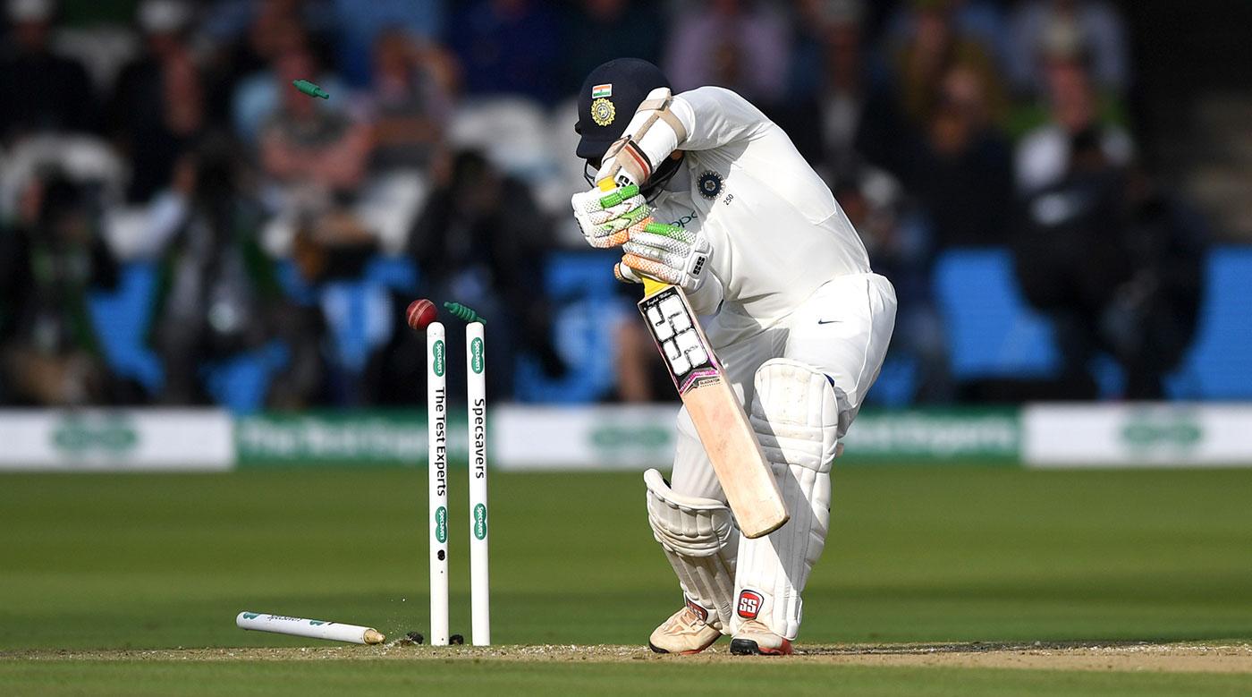 England vs India, Ajinkya Rahane