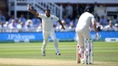Mohammed Shami traps Joe Root in front, England v India, 2nd Test, Lord's, 3rd day, August 11, 2018