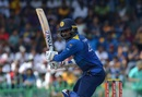 Upul Tharanga plays a shot, Sri Lanka v South Africa, 5th ODI, Colombo, August 12, 2018