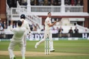 James Anderson went past 100 wickets at Lord's, England v India, 2nd Test, Lord's, 4th day, August 12, 2018