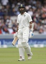 M Vijay bagged a pair, England v India, 2nd Test, Lord's, August 12, 2018, Day 4