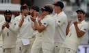 England were particularly thrilled when Virat Kohli's review failed, England vs India, 2nd Test, Lord's, 4th day, August 12, 2018