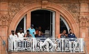 A despondent India balcony at the ground, England vs India, 2nd Test, Lord's, 4th day, August 12, 2018