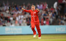 Matt Parkinson is enjoying a successful season, Lancashire v Leicestershire, Vitality Blast, North Group, August 3, 2018