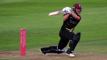 Corey Anderson drives Somerset forward