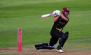 Corey Anderson drives Somerset forward, Somerset v Glamorgan, Vitality Blast, South Group, Taunton