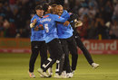 Tymal Mills claimed a hat-trick for Sussex, Sussex v Glamorgan, Vitality Blast, Hove, August 14, 2018