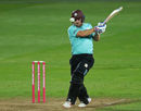 Aaron Finch was again in belligerent mood, Surrey v Hampshire, Vitality Blast, South Group, Kia Oval, August 15, 2018
