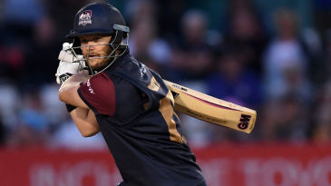 Ben Duckett hits out
