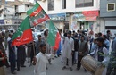 Supporters of Imran Khan celebrate his election as Pakistan Prime Minister, August 17, 2018