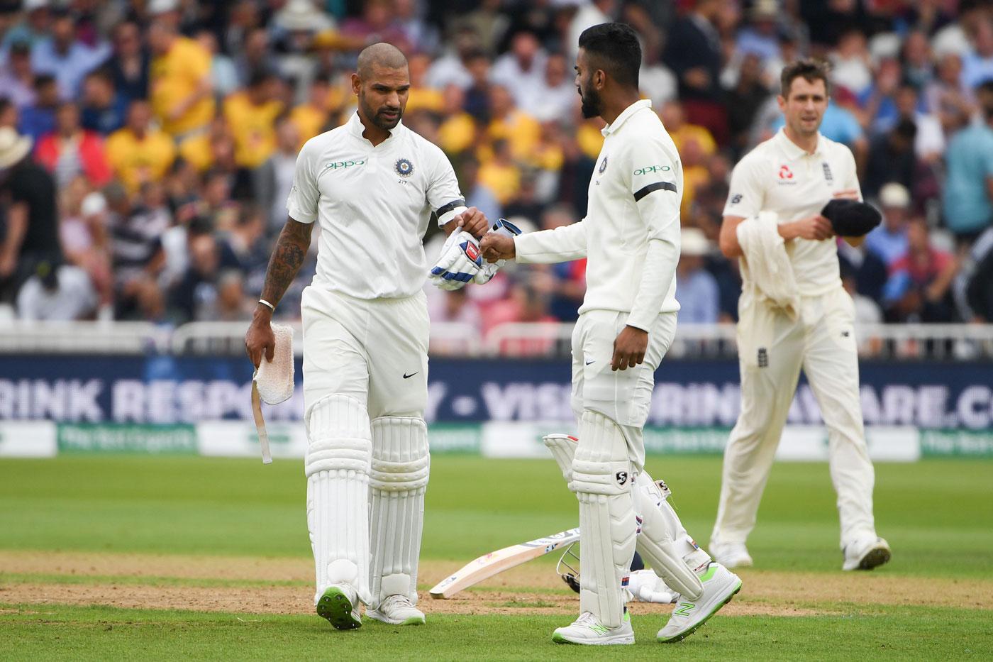 England vs India, Sanjay Bangar