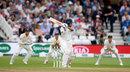 Shikhar Dhawan slaps one through cover, England v India, 3rd Test, Trent Bridge, 1st day, August 18, 2018