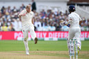 Ben Stokes kicks the turf in frustration, England v India, 3rd Test, Trent Bridge, 1st day, August 18, 2018