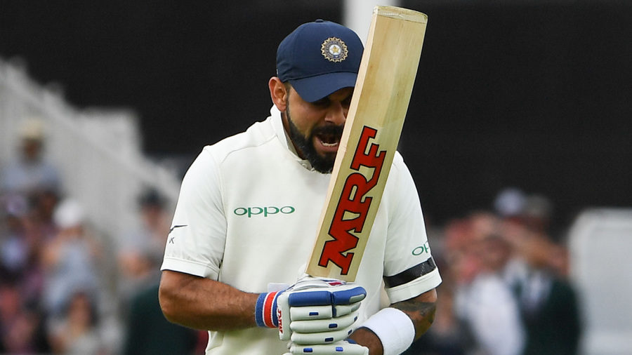 England vs India, Virat Kohli