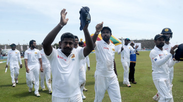 Rangana Herath has taken 99 Test wickets in Galle