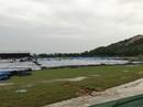 Continuous rain marred two rounds of matches in Vijayawada, Vijayawada, August 19, 2018