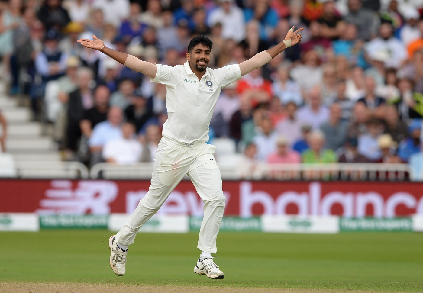 Bumrah burst puts India on the threshold of victory