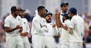 India are expressive in celebration, England v India, 3rd Test, Trent Bridge, 2nd day, August 19, 2018