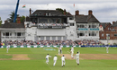 An overcast day at Trent Bridge, England v India, 3rd Test, Trent Bridge, 2nd day, August 19, 2018