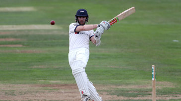 Kane Williamson was the mainstay for Yorkshire