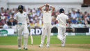 James Anderson makes his frustration clear as India pick up runs, England v India, 3rd Test, Trent Bridge, 3rd day, August 20, 2018