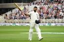 Virat Kohli walks off to a rousing reception, England v India, 3rd Test, Trent Bridge, 3rd day, August 20, 2018