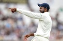 KL Rahul celebrates after taking a catch, England v India, 3rd Test, Trent Bridge, 4th day, August 21, 2018