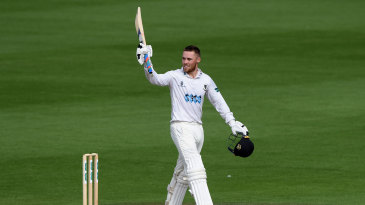 Phil Salt smashed a century off 87 balls