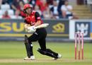 Paul Collingwood bats for Durham, Durham v Yorkshire, Vitality Blast, July 13, 2018