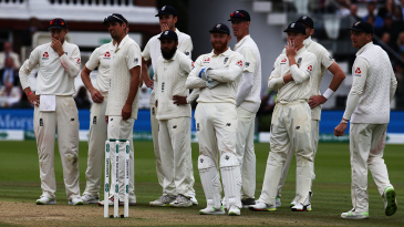 Legspinner Adil Rashid did not feature in the scorecard at Lord's where England beat India by an innings