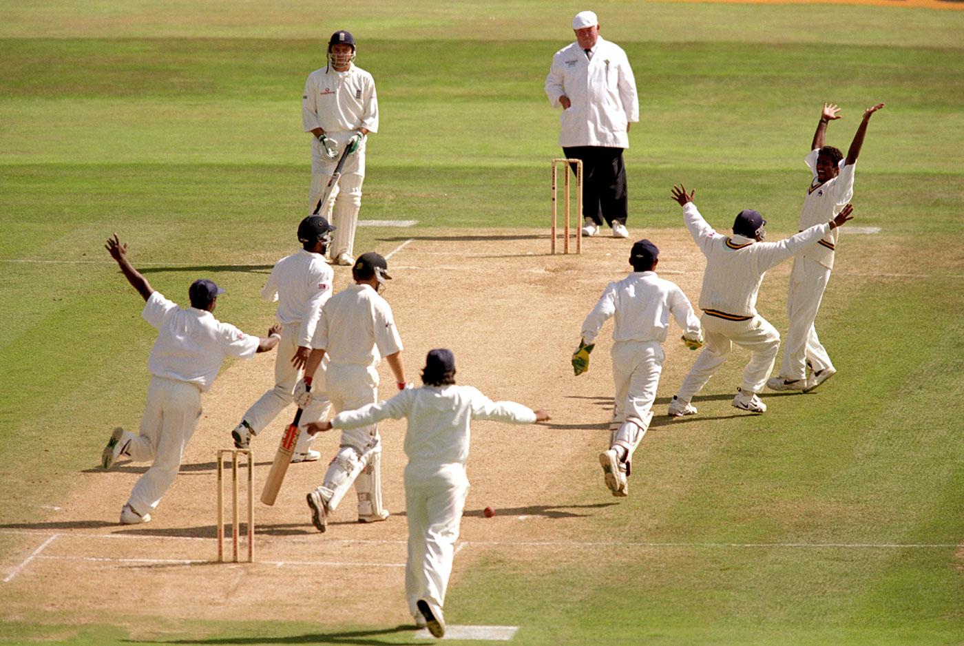 Image result for muttiah muralitharan batting