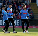 Will Beer played a key role for Sussex, Durham v Sussex, Vitality Blast, Quarter-final, Chester-le-Street, August 24, 2018