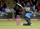 Delray Rawlins spearheaded Sussex's chase, Durham v Sussex, Vitality Blast, Quarter-final, Chester-le-Street, August 24, 2018