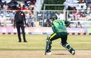Rassie van der Dussen bats in the Global T20 Canada