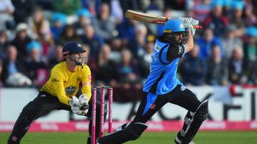 Callum Ferguson led Worcestershire's chase