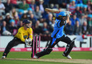 Callum Ferguson led Worcestershire's chase, Worcestershire v Gloucestershire, Vitality T20 Blast, Quarter-final, New Road, August 25, 2018