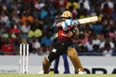 Brendon McCullum cuts, Barbados Tridents v Trinbago Knight Riders, CPL 2018, Bridgetown, August 26, 2018