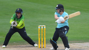 Nat Sciver led Surrey Stars to a competitive total