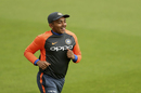 Prithvi Shaw warms up during training, India in England 2018, Ageas Bowl, August 28, 2018