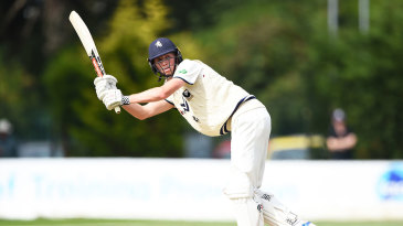 Zak Crawley was in the runs for Kent