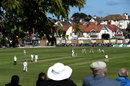 County Championship cricket at Colwyn Bay, Glamorgan v Warwickshire, Specsavers Championship, Division Two, Colwyn Bay, August 29, 2018