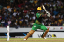 Johnson Charles plays one of the back foot, Barbados Tridents v Jamaica Tallahwahs, CPL 2018, Bridgetown, August 39, 2018