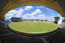 A general view over Kensington Oval, Barbados, August 25, 2018