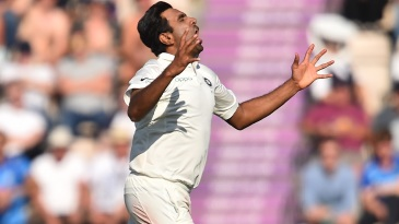 R Ashwin is ecstatic after dismissing Ben Stokes