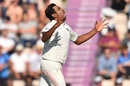 R Ashwin is ecstatic after dismissing Ben Stokes, England v India, 4th Test, Ageas Bowl, 3rd day, September 1, 2018