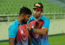 Neil McKenzie has a chat with Liton Das, Asia Cup 2018, Dhaka, September 3, 2018