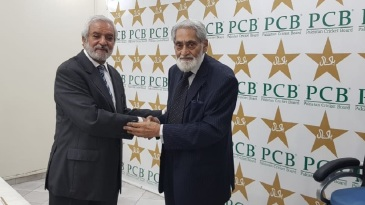 Ehsan Mani was elected unopposed as PCB chairman