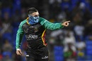 Tabraiz Shamsi celebrates dismissing Shai Hope, St Kitts and Nevis Patriots v Barbados Tridents, CPL 2018, September 4, 2018