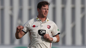 Matt Henry is Kent's No 1 weapon